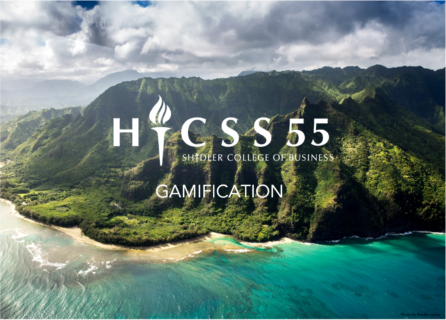 "Towards entry ""Call for Papers: Gamification Minitrack at the 55th Hawaii International Conference on System Science"""